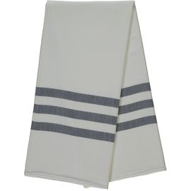 Peshtowel Mini / Bala Sultan - Dark Grey Stripes