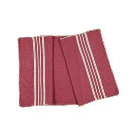 Peshkir Sultan - Stitched / Bordeaux