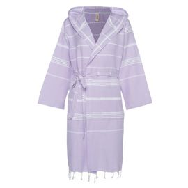 Bathrobe Leyla CP - Lilac