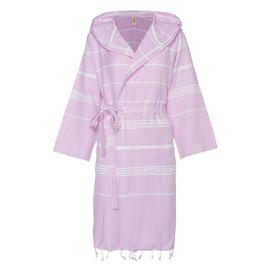 Bathrobe Leyla CP - Pink