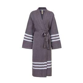 Bathrobe Bala Sultan kimono - Khaki