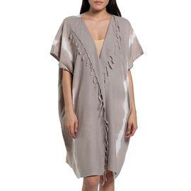 Ceket Minzi - Batik / Kum Beji