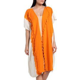 Ceket Minzi - Batik / Uçlar Turuncu