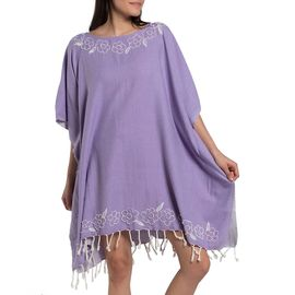 Tunic Sultan - Lilac  / Beaded