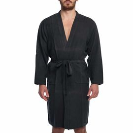 Bathrobe Stone Washed - Black