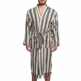 Bathrobe Karakız Long - Black