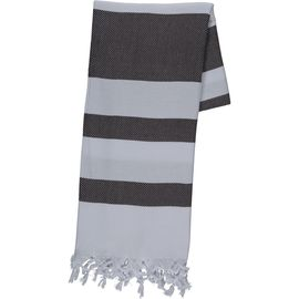 Peshtemal / Towel Soho - White / Brown