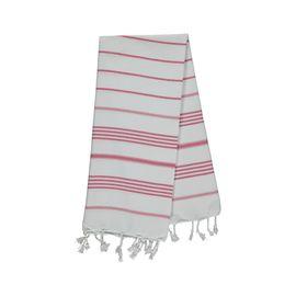 Peshkir Leyla / Fucshia Stripes