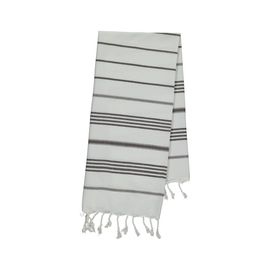 Peshkir Leyla / Khaki Stripes