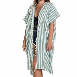 Jacket / Dress Santuri - Fanfare Green