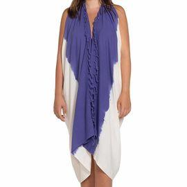 Pareo - Tie Dye / Edges Violet