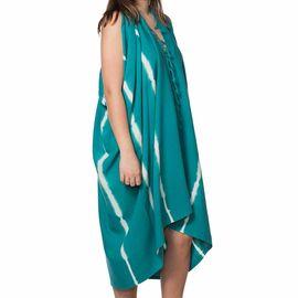 Pareo - Tie Dye / Green