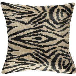 Cushion Cover / Velvel Ikat (35x35 cm)