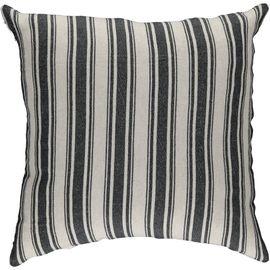 Yastık Kılıfı Karakız - Siyah Çizgili (50x50cm)