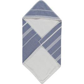 Baby New Born Towel /Leyla - Royal Blue
