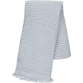 Towel Dupduru - Light Grey (Jaquard)