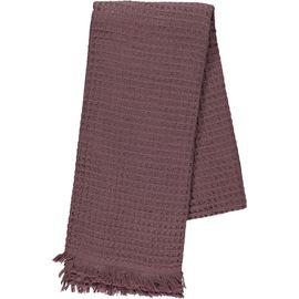 Towel Dupduru - Burgundy (Jaquard)