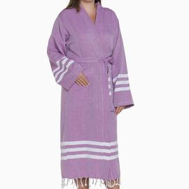 Bathrobe Bala Sultan - Light Purple