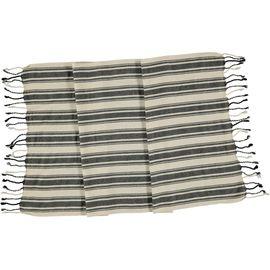Peshkir Karakız - Black Vertical Stripes