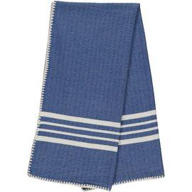 Peshtemal / Towel Sultan - Stitched / Royal Blue