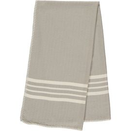 Peshtemal / Towel Sultan - Stitched / Taupe