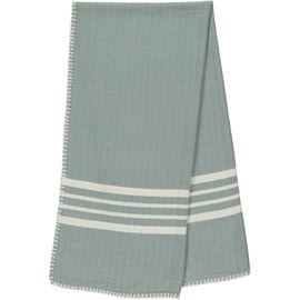 Peshtemal / Towel Sultan - Stitched / Almond Green