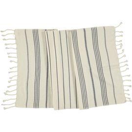 Peshkir SultanCP / Dark Grey Stripes
