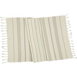 Peshkir SultanCP / Taupe Stripes