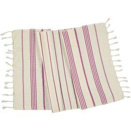 Peshkir SultanCP / Light Purple Stripes