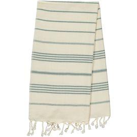 Peshkir SultanCP / Almond Green Stripes
