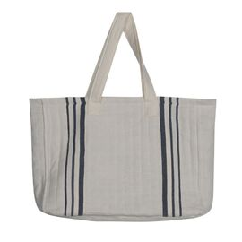 Tote Bag - Sultan / Navy Stripes