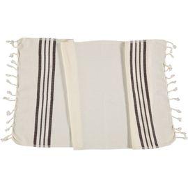 Peshkir Sultan - Brown Stripes