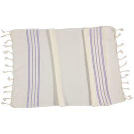 Peshkir Sultan - Lilac Stripes