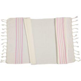 Peshkir Sultan - Pink Stripes