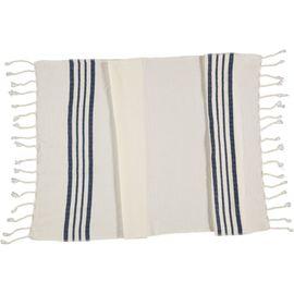 Peshkir Sultan - Navy Stripes