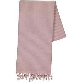 Peshtemal Ray - Rose Pink