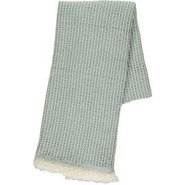 Towel Sepet Waffle - Almond Green