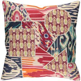 Cushion Cover Patchwork - Cotton (45x45cm) 010