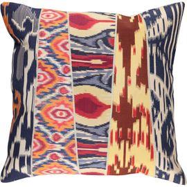 Cushion Cover Patchwork - Cotton (45x45cm) 03