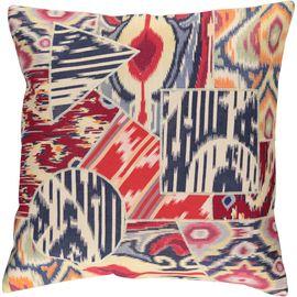 Cushion Cover Patchwork - Cotton (45x45cm) 09