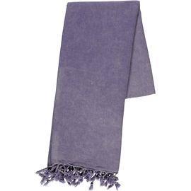 Peshtemal Stone Sultan - Dark Purple