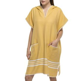 PONCHO KREM SULTAN / YELLOW