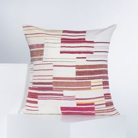 Cushion Cover - Patchwork BR 60 x 60  - White