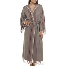 Bathrobe Gocek with hood / Khaki