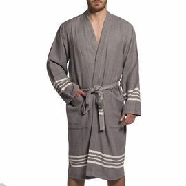 Bathrobe Sultan - Dark Grey