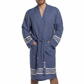 Bathrobe Sultan - Navy
