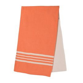 TOWEL KREM SULTAN DOUBLE FACE  - ORANGE