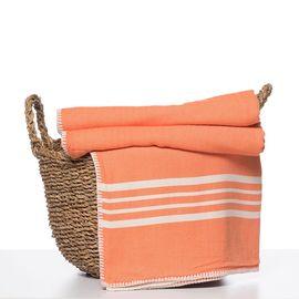 Throw Sultan / Double Side - Orange