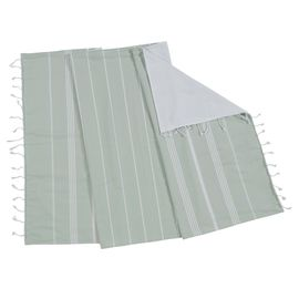 TOWEL ANI  CP- DOUBLE FACE /  MINT