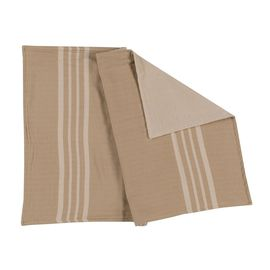 KREM SULTAN WITH TERRY - 50  x 70 cm - BEIGE
